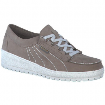 Mephisto 'LADY' Warm Grey  Nubuck Leather